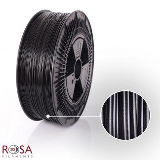 PLA Starter 3kg Black ROSA3D