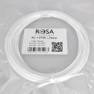PC+PTFE White 50g ROSA3D